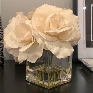 Homesense Faux Floral Vase (Set of 2)